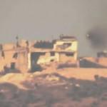 В Сирии из ПТРК расстреляли российский спецназ (видео)