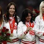 Российских легкоатлеток лишили золота Олимпиады-2008 из-за допинга