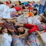 Россия покрывает химические атаки в Сирии — Вашингтон