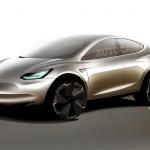 Tesla показала будущий кросовер