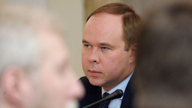 Путин напутствовал Вайно напосту руководителя администрации президента
