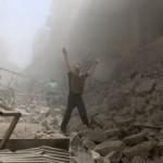 Асад с помощью России хочет уничтожить 300 000 жителей Алеппо