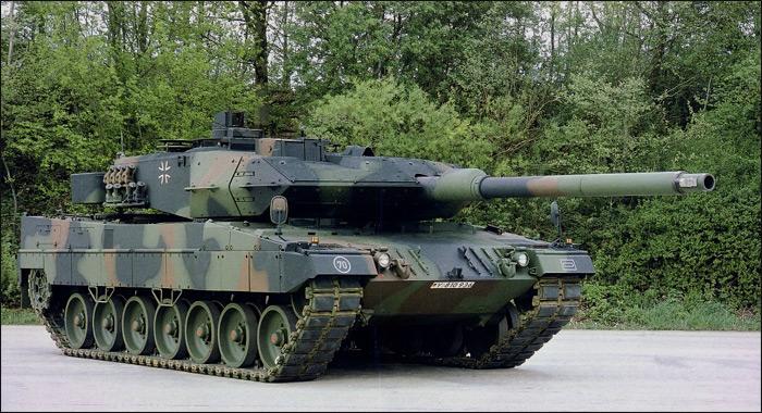 Народные избранники изпартии Меркель выступают запередачу Украине оружия— FAS