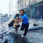 Кремль начал ковровую бомбардировку Алеппо стратегическими бомбардировщиками (фото)