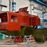 Началась сборка первой пусковой установки украинской баллистической ракеты «Гром»