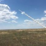 Украина провела 14 успешных запусков управляемой тактической ракеты «Ольха» (видео)