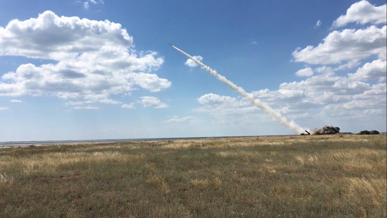 Украина успешно провела испытания новой тактической боевой ракеты (видео)