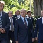 В Крым прилетел очередной «модифицированный» двойник Путина