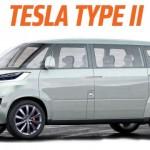 Илон Маск рассказал, как будет выглядеть электрический автобус Tesla Bus