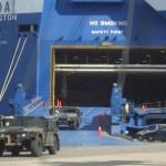 НАТО перебросило еще 300 единиц техники поближе к России