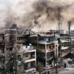 Асад и Путин ведут ковровые бомбардировки Алеппо в стиле Дрездена