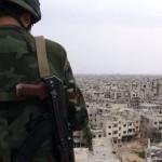 Армия Асада нарушила перемирие и начала бомбардировки Алеппо