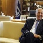 Шимон Перес умер