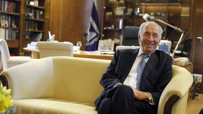 ВИзраиле проинформировали о стремительном ухудшении состояния Шимона Переса
