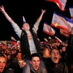 Доклад ФСБ — в крымском референдуме приняло участие не более 34% населения