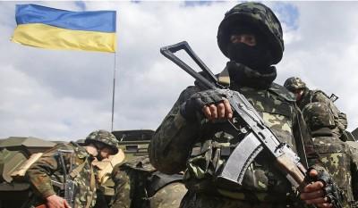 ВСУ под Светлодарском без потерь отразила атаку боевиков