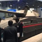 General Dynamics представил революционный танк