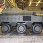 Укроборонпром показал новый самоходный миномет