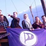 Пиратская партия Исландии может стать второй фракцией в парламенте