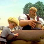 Украинский мультфильм «Микита Кожум»яка» собрал в прокате 5 млн.