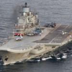 Российскую эскадру не пустили в Испанию
