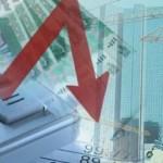 В РФ значительно упал ВВП, а в Украине вырос