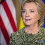 Клинтон позаботится об Украине