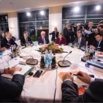 """""""Ты стрелять прекрати!"""" Детали диалога Порошенко с Путиным в Берлине"""