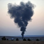В Луганске взорвался склад боеприпасов