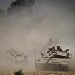 """Минобороны Израиля разрабатывает """"гиен"""", способных выдавать себя за танки"""