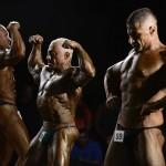 Чемпионат по бодибилдингу и фитнесу в Тель-Авиве