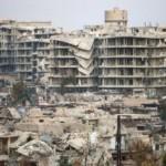 В Алеппо начались активные наземные военные действия