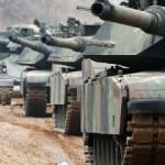 США перебрасывают в Польшу тяжелую танковую бригаду