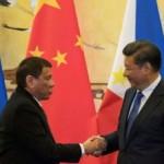 """Президент Филиппин объявил о «разрыве» с США и """"дружбе"""" с Китаем и Путиным"""