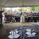 В США (штат Айдахо) установили первый тротуар из солнечных панелей
