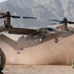 Израиль получит транспортный самолет вертикального взлета