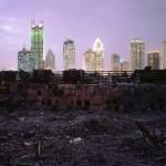 Умирающий Шанхай в фотографиях