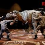 В Японии показали «умного» робота-динозавра (фото+видео)