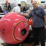 В Японии раскупают капсулы против цунами