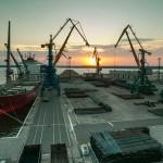 Украинские порты нацелились к 2020 г. нарастить перевалку зерновых в 4 раза