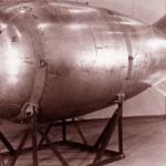 Аквалангист во время купания нашел атомную бомбу