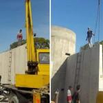 Ливанцы оградятся от палестинского лагеря бетонной стеной