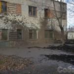В Днепропетровщине на сервисный центр МВД напала машина с фекалиями