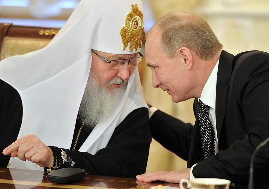В русских школах может появиться курс «Православная культура»