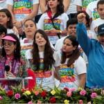 В Никарагуа президент сделал свою жену вице-прездентом