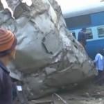 Около 90 человек погибли в железнодорожной катастрофе в Индии