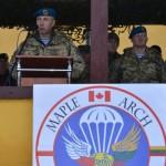 """Украина, Литва, Польша и Канада начали совместные военные учения """"Кленовая арка – 2016″"""