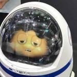В Китае робот напал на человека