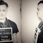 Джонни Депп поддержал политузника России — украинского режиссера Сенцова