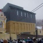 Почему «Рошен» построил на Андреевке именно такой театр